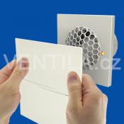 Ventilátory Vents 100 Quiet-Style TH
