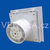 Ventilátory Vents 100 Quiet-Style TH zadní pohled