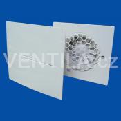 Ventilátory Vents 100 Quiet-Style TH přední strana
