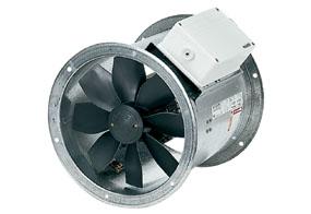 Axiální potrubní ventilátor Maico DZR 30/4 B