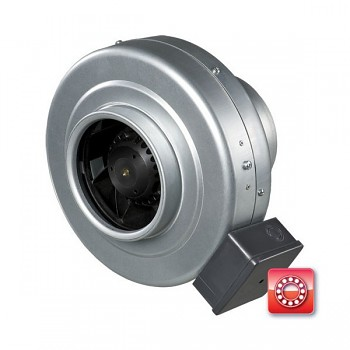 Radiální potrubní ventilátor Vents VKMz 100