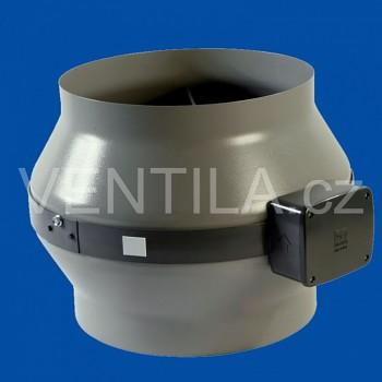 Radiální potrubní ventilátor Vortice CA 200 MD E