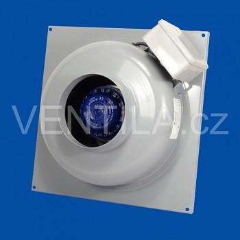 Radiální nástěnný ventilátor Vents VC-VN 125