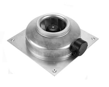 Radiální nástěnný ventilátor S&P RMQ 100 L