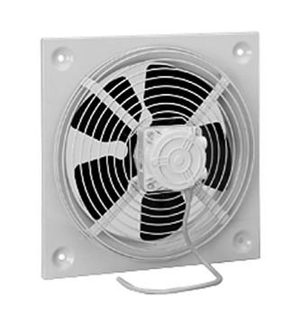 Nástěnný axiální ventilátor S&P HXM 200