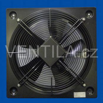 Nástěnný axiální ventilátor S&P HXBR/4-400 C