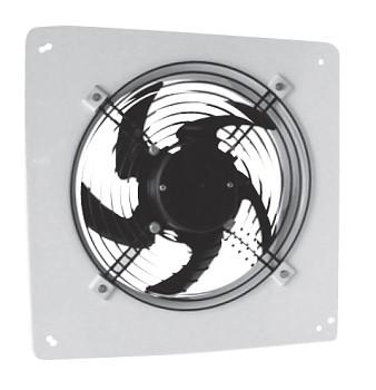 Nástěnný axiální ventilátor S&P HXTR/4-630