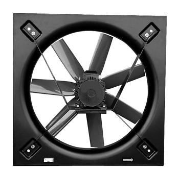 Nástěnný axiální ventilátor S&P HCBT/4-800 L