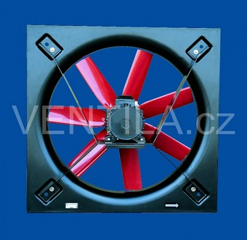 Nástěnný axiální ventilátor S&P HCBT/6-900 H-X