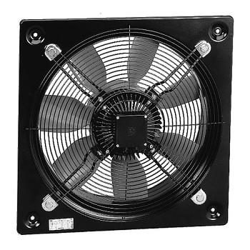 Nástěnný axiální ventilátor S&P HCFB/4-250 H