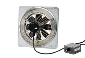 Axiální nástěnný ventilátor DZQ 20/4 B E Ex e