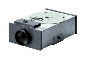 Radiální plochý box Maico EFR 10
