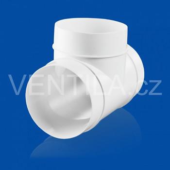 Jednostranná plastová odbočka VP 150 KT