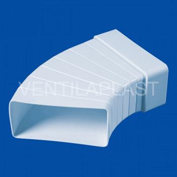Plochý mnohoúhelný záhyb VP 60x204 HMZ