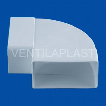 Plochá horizontální odbočka VP 90x220-90 HOP