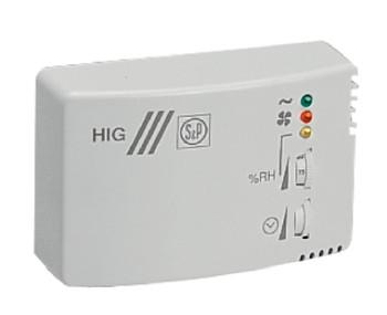 HIG 2 hygrostat elektronický