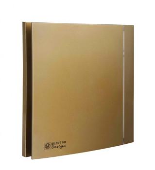 Soler&Palau SILENT 100 DESIGN Gold CRZ 4C tichý