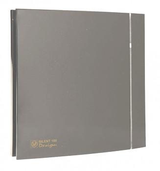 Soler&Palau SILENT 100 DESIGN Grey CRZ 4C tichý