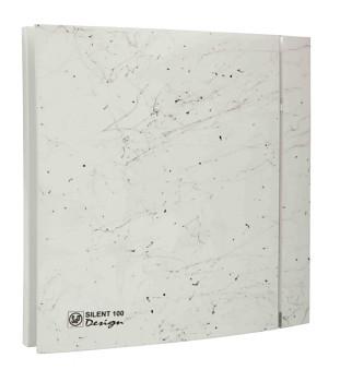 Soler&Palau SILENT 100 DESIGN Marble White CRZ 4C tichý