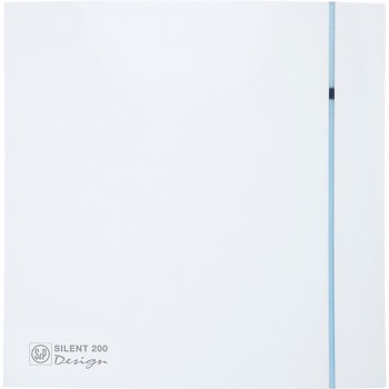 Soler&Palau SILENT 200 DESIGN CHZ 3C tichý