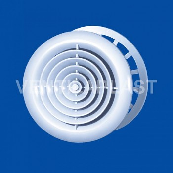 Plastový difuzor do stropu VP MV 250 PFs