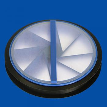 Ventila KZK-U 125 zpětná klapka s usměrňovačem