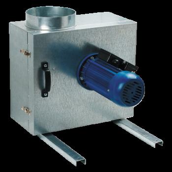 Odhlučněný ventilátor Vents KSK 200 4E
