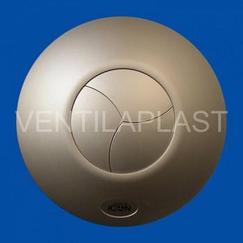 Koupelnový ventilátor ICON 15 zlatý