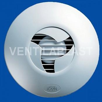 Koupelnový ventilátor ICON 30 12V bílý