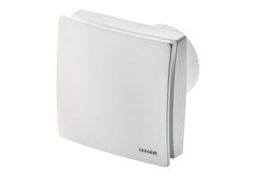 Ventilátor do koupelny s el. žaluzií ECA 100 ipro KF (Spínání světlem)