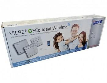 Regulátor VILPE® ECo Ideal Wireless set