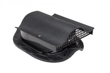 KTV ventilační prvek pro vlnitý plech, černá RAL 9005