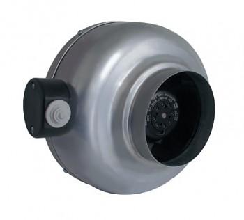 S&P RM 100 NK radiální ventilátor kovový