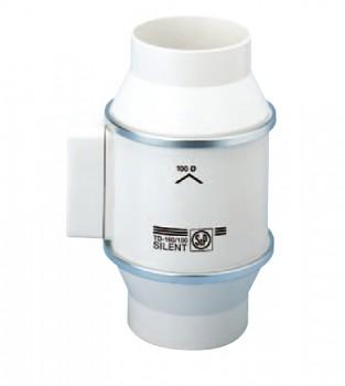 S&P TD 160/100 N SILENT IP44 dvouotáčkový ventilátor